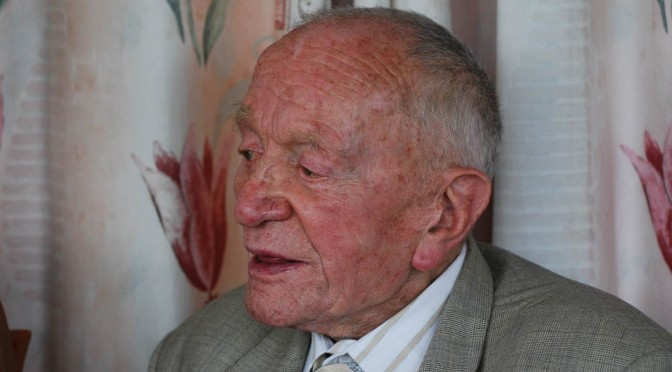 Gilbert Prouteau, Centenaire le 14 juin 2017