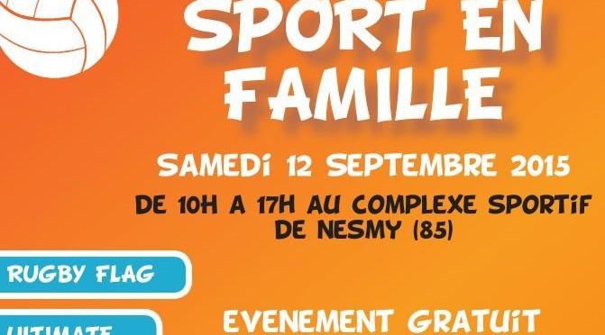 Archives : Sport en Famille le 12 septembre !