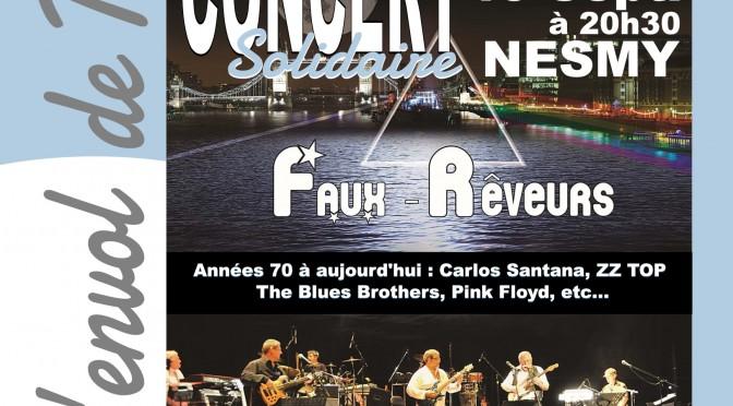 Archives : L'Envol de Thyméo : Venez au Concert le 19 septembre 2015