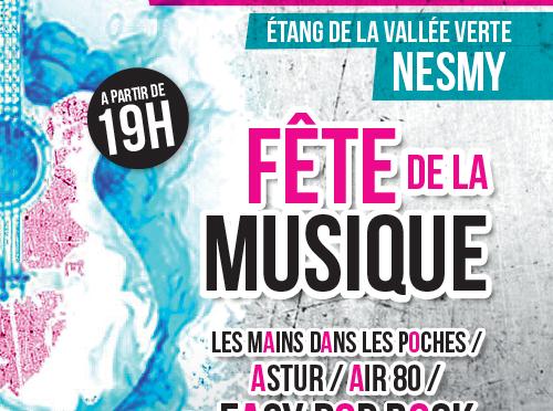 Archives : Fête de La Musique 29 juin 2018