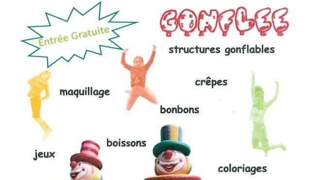 Archives : Récréation Gonflée le 09 déc