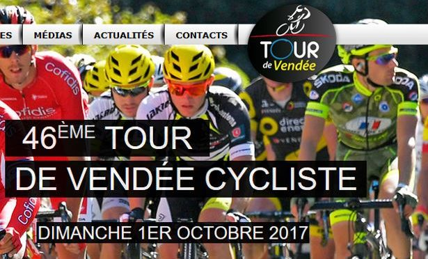 Archives : Tour de Vendée Cycliste le 01 octobre 2017