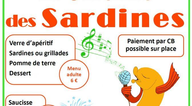 Archives : Le Chant des Sardines 6 juillet 2019