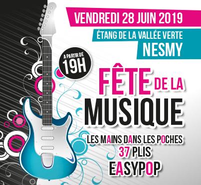 Archives : Fête de la Musique 28 juin 2019