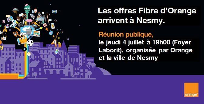 Archives: Réunion publique Fibre optique le 4 juillet 2019