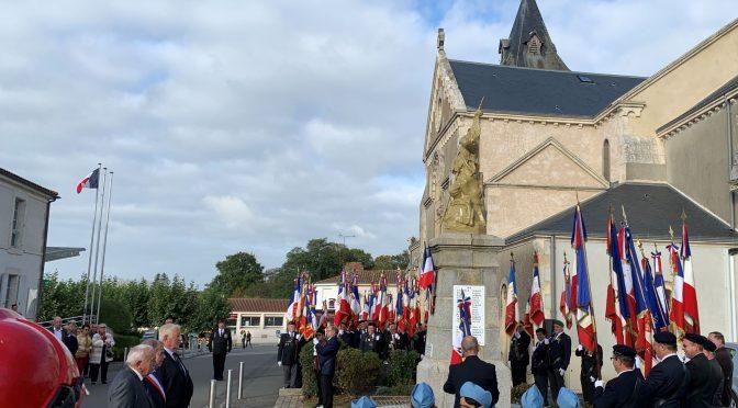 archives : Cérémonie du  Drapeau Devoir de Mémoire du CME