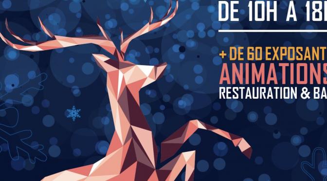 Archives : Le Marché de Noël de NESMY le dimanche 15 décembre 2019