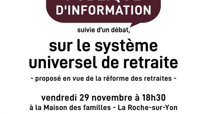 Archives : Conférence 29 nov 18h30