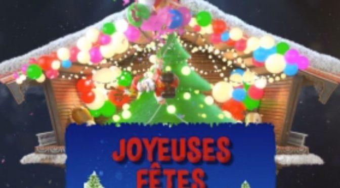 Archives : Joyeuses Fêtes de fin d'année 2019!