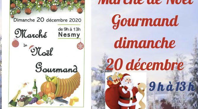 Archives: Marché Gourmand le 20 déc.