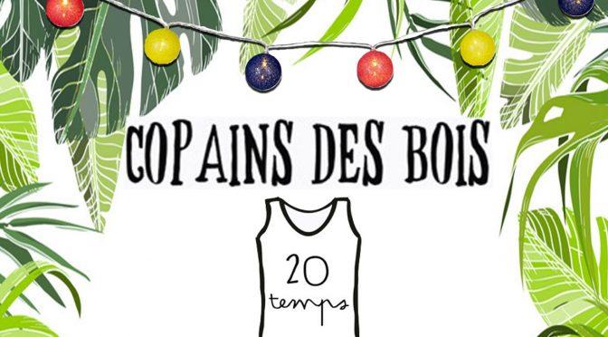 Archives : Concert Les Copains des Bois le 28 aout 2021