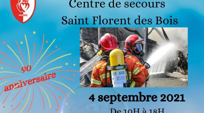 Archives : Portes Ouvertes Pompiers le 4  sept. 2021
